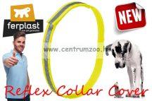 Ferplast Reflex Collar Cover C25/70 láthatósági nyakörv 55-64cm x 2,5cm (75198970)