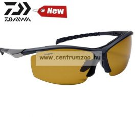 Daiwa Polarized Sunglasses - GREY FRAME-AMBER LENS 2012 NEW modell (DVPSG-2)