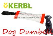Kerbl Dumbell Medium kiképző játék hurokkal 30x8,5cm (80775)