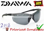 Daiwa Polarized Sunglasses - GREY LENS 2018 NEW modell (DTPSG1)(209278)