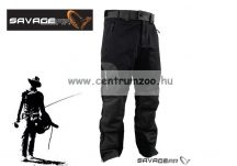 Savage Gear Black Savage Trousers Grey nadrág (50814) M méret