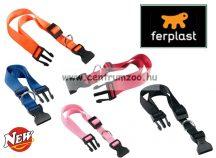 Ferplast Club C 10mm széles XS textil nyakörv több színben