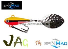 SpinMad Tail Spinner gyilkos wobbler JAG 18g 0909