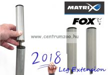 Fox Matrix Leg Extension 25mm 15cm  2db láb hosszabító (GMB135)