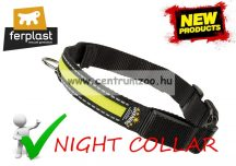 Ferplast Night Collar 25mm széles 45-63cm nyakörv Large