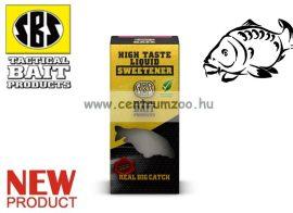 SBS High Taste Liquid Sweetener nagyon édes, étvágyfokozó szer 50ml (20300)
