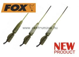 Fox EDGES™ Lead Clip Leadcore Leaders (CAC575 CAC576)
