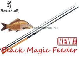 Browning Black Magic Feeder 3,90m M 80g feeder bot (1486390)