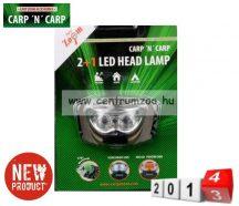 CZ  LED Kopfleuchte schwarz LED fejlámpa (CZ0758)