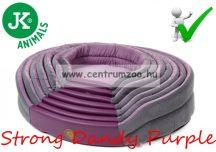 JK Animals Dog Strong Dandy Purple-3 kutya-, cicafekhely 45cm  (45811-14)