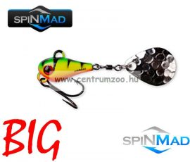 SpinMad Tail Spinner gyilkos wobbler  BIG 4g 1201