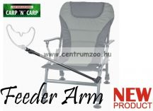 Carp Zoom Feeder Rod Holder Arm feeder bottartó kar (CZ3644)