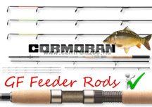 CORMORAN GF FEEDER PRO Short Track Feeder 3.00m 40-120g feeder bot (25-2120305)