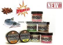 Dynamite Baits pellet Two Tone Floating Nugget - Aniseed/Salmon- TB035 - lazacos, ánizsos lebegő