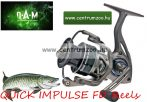 D.A.M QUICK IMPULSE 430 FD  3+1cs elsőfékes orsó (D52762)