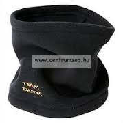 Daiwa Fleece Neck Warmer Black thermo nyakmelegítő sál (197115) (DNW)