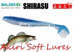 Shirasu Soft Lures Akiri gumihal 12,5cm (13630205) Naoki colours