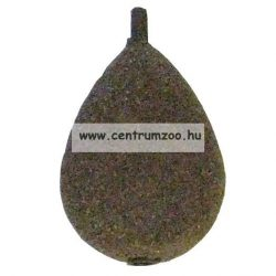 KORDA Textured coated Flat Pear Inline  2 oz / 56g (TFPI2)