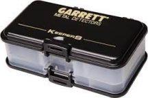 Garrett Keepers Finds Box - érme és lelet gyüjtő doboz