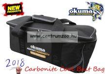 Okuma Match Carbonite Cool Bait Bag hűtőtáska 50x20x20cm (54173)