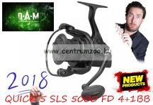 D.A.M QUICK 5 SLS 5000 FD 4+1BB távdobó orsó (D56954)