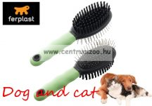 Ferplast Professional Cat kétoldalas kefe GRO 5798-as macskáknak