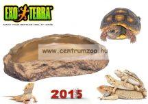 Exo-Terra etető-itatótál (22x19x3,5cm) 2812