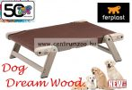 Ferplast Dog Dream Wood Medium elegáns fekhely fából