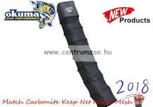 haltartó Okuma Match Carbonite 3m Keep Net Micro Mesh  50x40cm  haltartó szák (54178)