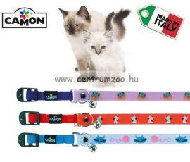 Camon Cat Collare gatto nyakörv cicáknak több színben (DG010/C)