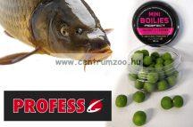 Profess Mini Boilies Method Feeder Perfect 12mm HALIBUT-GARLIC 100ml - mini bojli pop up
