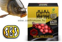 SBS Mini Fluro Pop Ups lebegő mini bojli 20g (12723-12729)