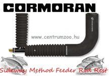 Cormroan Sideway Method Feeder Rod Rest bottartó fej 21,5cm ( 63-80101) szivacsos