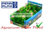 PENN PLAX AQUA-SCAPING közepes műnövény virágokkal akváriumba  (098789)