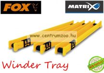 Fox Matrix 4 x 18cm Yellow Winders szerelék tartó létra szett 4db/csomag (GAC056)