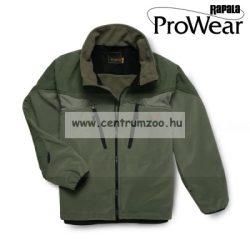 Rapala Pro Wear Windlock Jacket Black/Dark Grey M (22101-1)