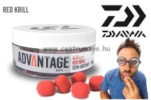 Daiwa Advantage Baits Semi Buoyant 8/10mm 30g  Hookbait Red Krill (13300-107)