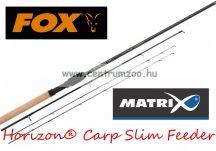 Fox Matrix Horizon® Carp Slim Feeder Rods 3,3m feeder bot 2+2r (GRD103) + method kosárszett