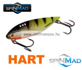 SpinMad Blade Baits gyilkos wobbler  HART 9g 0506