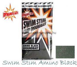 Dynamite Baits Swim Stim Amino Black etetőanyag 900g (DY004) Sikertermék