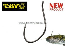 Black Cat Mega Single Hook Mega 3db #8/0 (4375800)