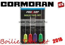 fűzőtű - Cormoran Pro Carp Boilie Tool Setfűzőtű és fúró szett 4db-os (11-04400)