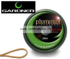 GARDNER Plummet Leadcore Sand 25lb (11,3kg) 20m  (PLCS)