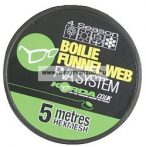 KORDA Boilie Web PVA HEXMESH – 5m PVA háló utántöltő (KBHR5)