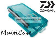 DAIWA Premium Multi Case 232M 23.2x12.7x3.4cm aprócikkes doboz biztos zárással (15807-232)