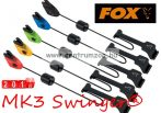 FOX MK3 Swinger® 3 BLUE- swinger (CSI045) KÉK