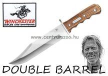 WINCHESTER DOUBLE BARREL vadásztőr, tokkal (003435)