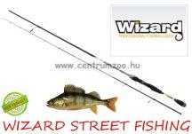WIZARD STREET FISHING 2,48m 2-10g pergető bot (13182-248)