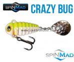 SpinMad Blade Baits gyilkos wobbler CRAZY BUG 6g  2503