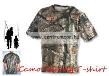 Andaeistr Realtree T-shirt terepmintás póló (EliteF) M-XXL méretekben